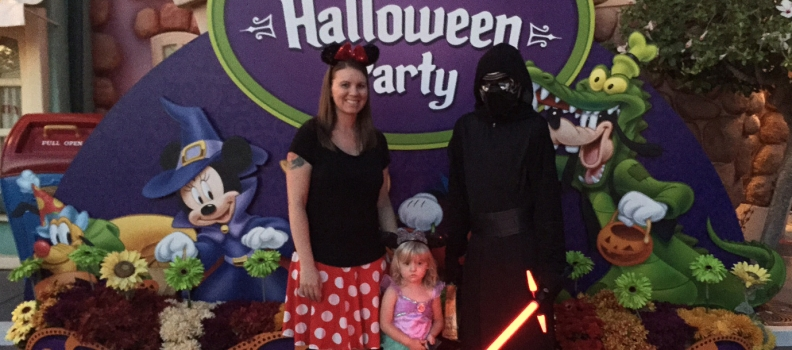 Mickey's Halloween Party Review