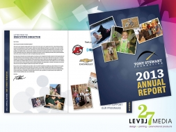 Tony Stewart Foundation Annual Report