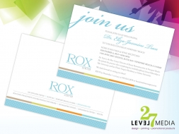 Rox Center Invitation