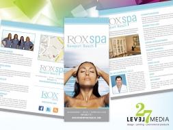Rox Spa Brochure