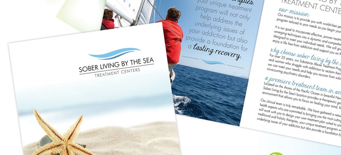 Sober Living By The Sea Brochure