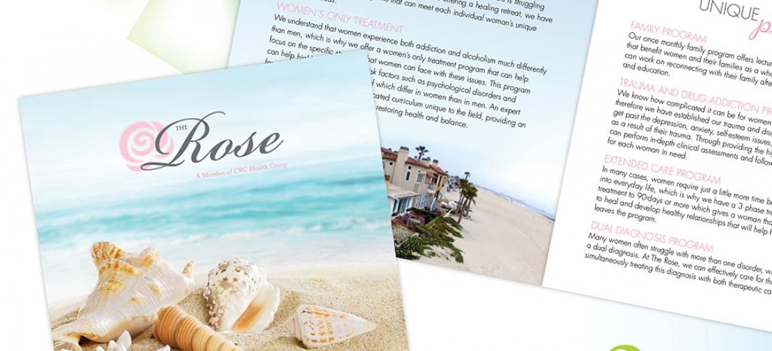The Rose Brochure