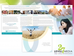 Brochure Design for Covenant Hills