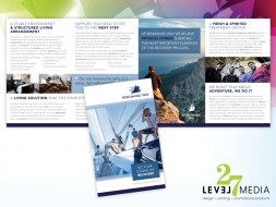 Brochure Design for Windward Way