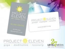 Project-11 Logo Design