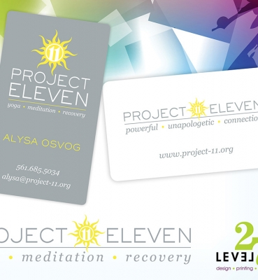 Project-11 Logo Design