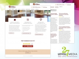 Arthur's Flooring Website