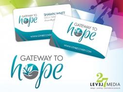 Logo Design for Gateway to Hope