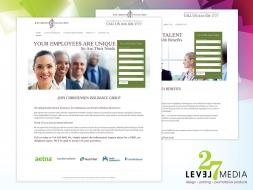 Judy Christensen Insurance Group Website