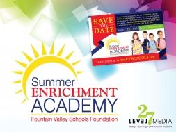 Fountain Valley Schools Foundation – Summer Enrichment Academy