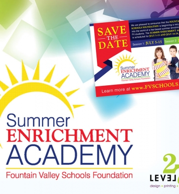 Fountain Valley Schools Foundation – Summer Enrichment Academy