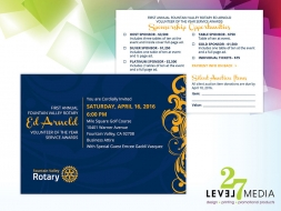 Invitation for Fountain Valley Rotary