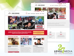 Tony Stewart Foundation Website