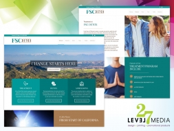 Web Design for FSC Detox