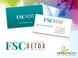 Logo Design for FSC Detox