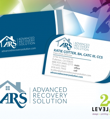 Logo Design for Advanced Recovery Solution
